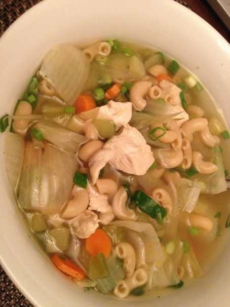 Quick & Easy Chicken Noodle Soup