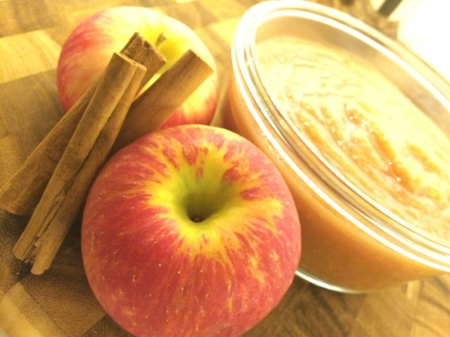 Branching Owl's Homemade Apple Sauce